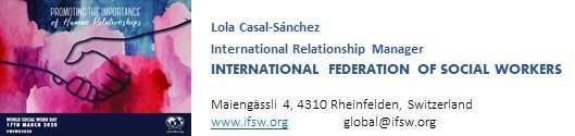 IFSW Logo