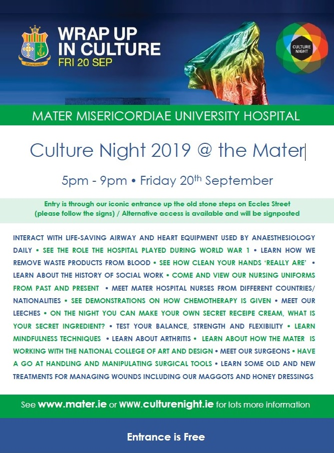 Medical Social Work celebrated on Culture Night